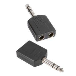 Audio adapter jack - stereo / Jack Plug Adapter