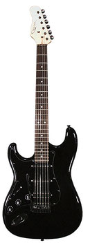 Career Stage-2 E-Gitarre black HSS left