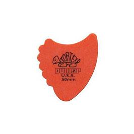Dunlop Tortex Sharkfin 0.60 mm. plectra