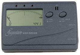 Cherub gitaar/bas tuner WST-520GB