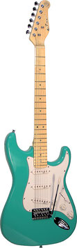 Career Stage-1 E-Gitarre surf green