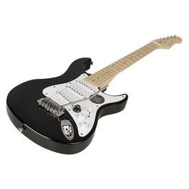 "41882   41882   41882   41882 REG-320-BKS | Richwood Master Series elektrische gitaar ""Santiago Standard"""