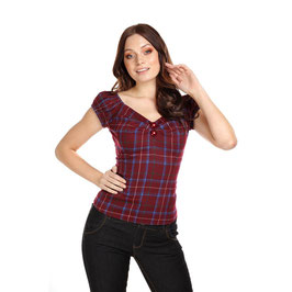 Collectif dolores wine check top