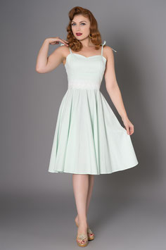 Sheen megan sundress mint mt XS