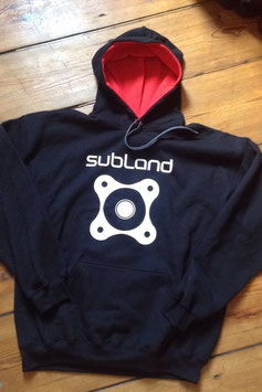 Subland - Classic Logo (LTD 2017) Hooded Sweat