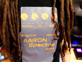 Aaron Spectre Shirt - Roots We Seek