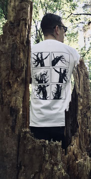 Monolog - Indemnity and Oblivion - Shirt - white