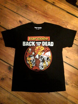 Barcode Shirt - Back From The Dead