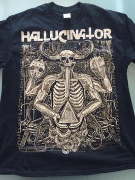 Hallucinator - Skull - Shirt