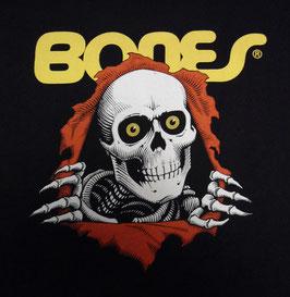 Bones - Ripper Logo - Hooded Sweat