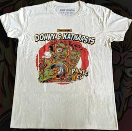 Barcode - Donny & Katharsys - Panic EP Shirt & DL Code