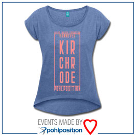 """T-Shirt Sonderedition """"Hannover Kirchrode"""" FEMALE"""