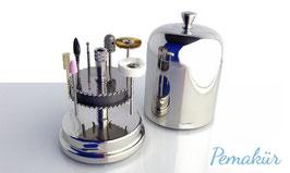 Magnetständer mit Abdeckung - No.10044