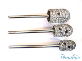 Diamant-Schleifinstrumenten-Set zur Hornhautentfernung