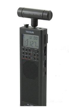 TECSUN PL-365 DSP Weltempfänger/ Reiseempfänger mit SSB Empfang