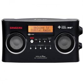 Sangean DPR 25+ DAB+/ UKW-RDS Radio