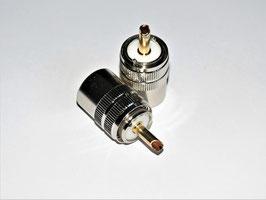 PL-Stecker 259 UHF