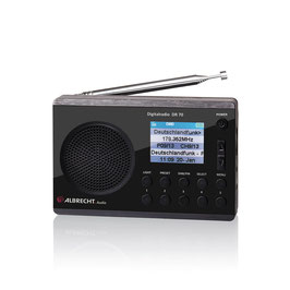 DR 70   DAB+/UKW  Radio NEUE VERSION ab Vers.2017