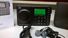 Degen DE1129 RDS Reiseempfänger mit Aufnahmefunktion/ MP3 Player