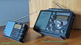 Ständer für Weltempfänger/Radios