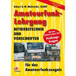 Fachbuch: Amateurfunklehrgang Betriebstechnik und Vorschriften
