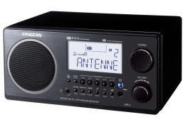 Sangean WR2 UKW-RDS Radio