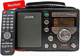 TECSUN S8800e Sondermodell - PLL DSP Weltempfänger