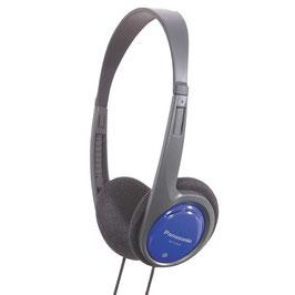 Kopfhörer Panasonic RP-HT010E-A Stereo mobil