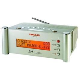 Sangean-DCR-9 - Radiouhr/ Radiowecker/ Uhrenradio