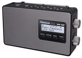 Panasonic RF-D10EG-K Digitalradio