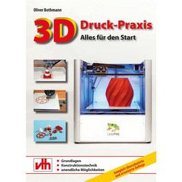 Fachbuch: 3D-Druck-Praxis