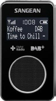 SANGEAN DPR 34+  DAB+ Reiseradio