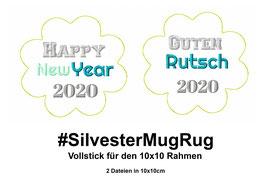ITH MugRug #Silvester2020