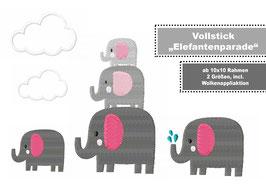 Stickdatei #Elefantenparade SET