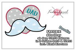 Doodlestick #Vatertag 2 Größen