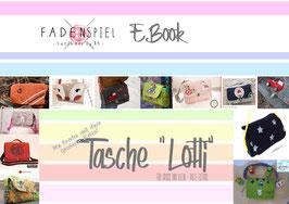 """eBook Tasche """"Lotti"""" incl. Minilizenz bis 10 Auflagen"""
