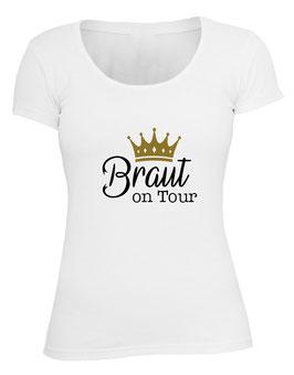 "Bügelbild ""Braut & Bräutigam"""