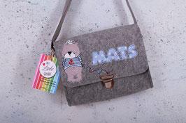 "Kindergartentasche ""Bär Ahoi"""