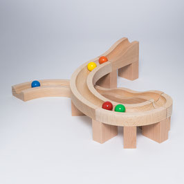 """Kugelbahn """"Kurven"""" S"""