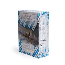 Luftkrieg - Schuber mit drei Bänden