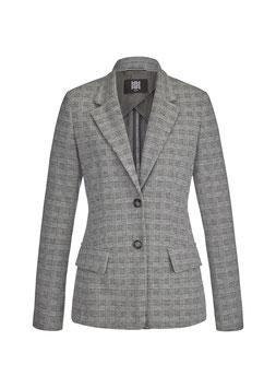 RIANI   Blazer - silver grey patterned