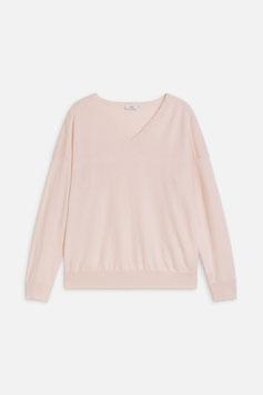 CLOSED | V-Pullover - lychee