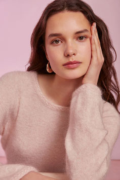 DES PETITS HAUTS   Pullover Colombe - peony