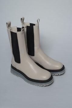 COPENHAGEN | Boots Vitello - stone