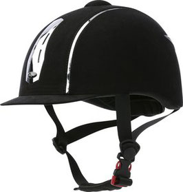 "Casque CHOPLIN ""Aero Chrome"" réglable"