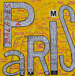 Série Paris - Balades à Paris