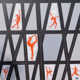 Série Aix-en-Provence - Pavillon noir N°2 Danseurs