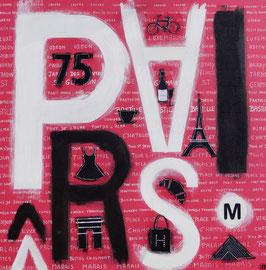 Série Paris - Paris en Rose