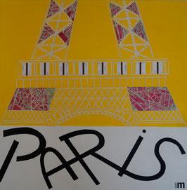 Série Typo - Paris