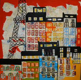 Série Paris - Paris en Rouge